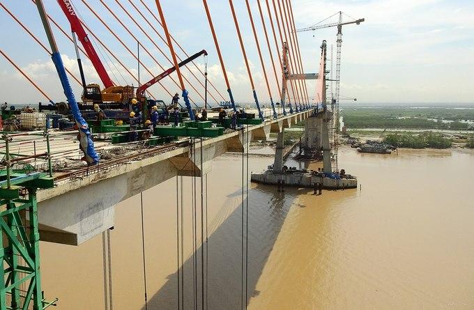 Cầu Bạch Đằng nối Hải Phòng với Quảng Ninh 06