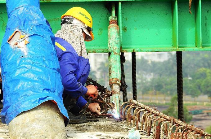 Cầu Bạch Đằng nối Hải Phòng với Quảng Ninh 07