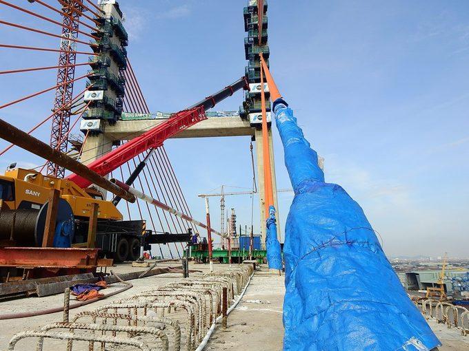 Cầu Bạch Đằng nối Hải Phòng với Quảng Ninh 08