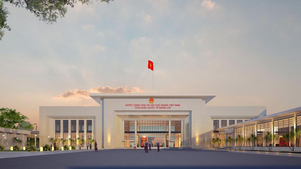 Định hướng phát triển Thành phố cửa khẩu quốc tế Móng Cái