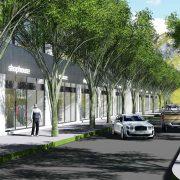 Phối cảnh nhà Phố Thương Mại ShopHouse Dự án Promexco Hải Yên Móng Cái